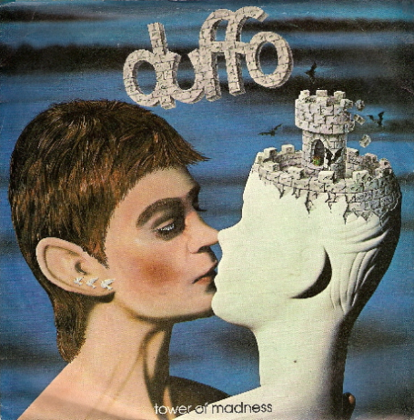 Jeff Duff (Duffo) cover pic for Tower of Madness single
