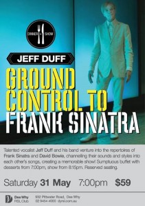 Jeff Duff at Dee Why RSL May 2014