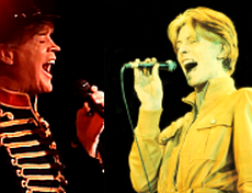 jeff duff, david bowie