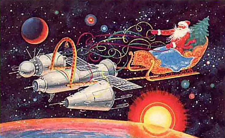 Santa-Rocket-Sleigh-Space-Classic-Christmas-Card-02